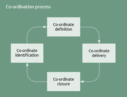 Portfolio co-ordination process